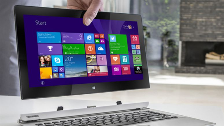 Toshiba Satellite Click 2 Pro Has FHD Display and Haswell