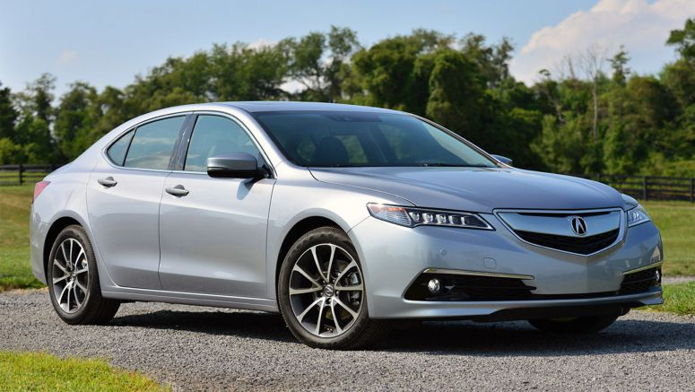 Photo Gallery : 2015 Acura TLX
