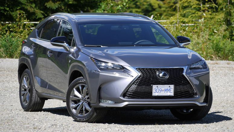 Lexus NX300 Trademark Application Hints at Possible V6 Model