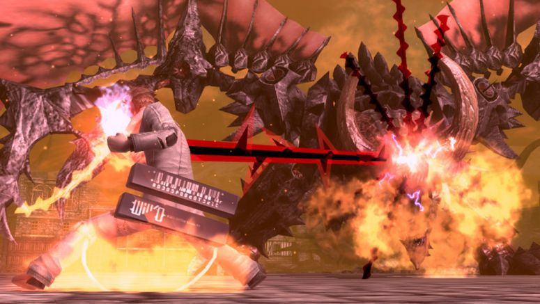 Sony : Soul Sacrifice Delta Getting Freedom Wars DLC Today