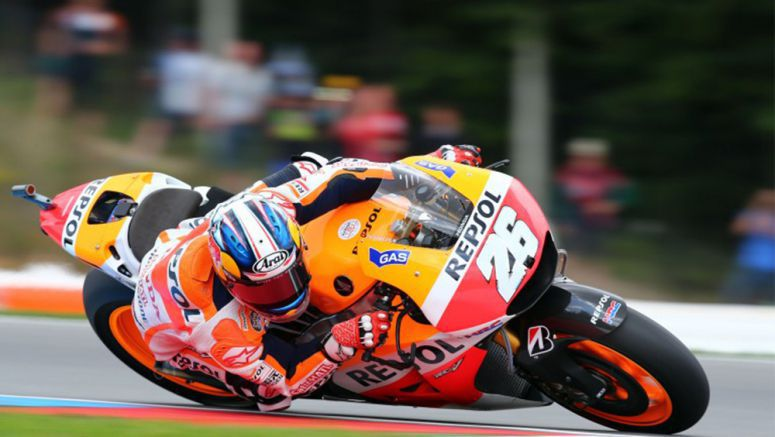 Honda MotoGP : HRC aims for a dominant dozen at long, fast Silverstone