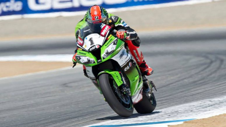 Kawasaki : Tom Sykes To Remain With KRT For Two More Years