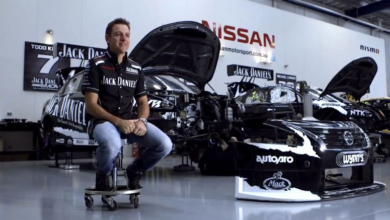 Nissan : Todd Kelly gives the inside story behind the Altima V8 Supercar engine