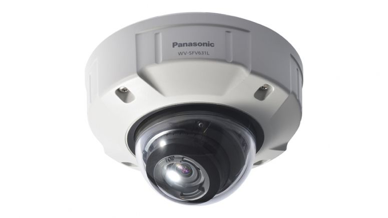 Panasonic Introduces Long Focus Full HD Fixed Dome Network Camera