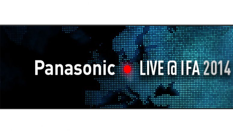Counting Down to Panasonic LIVE at IFA 2014