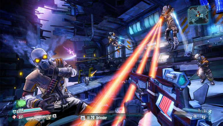 Sony : Borderlands: The Pre-Sequel — The Power of Claptrap