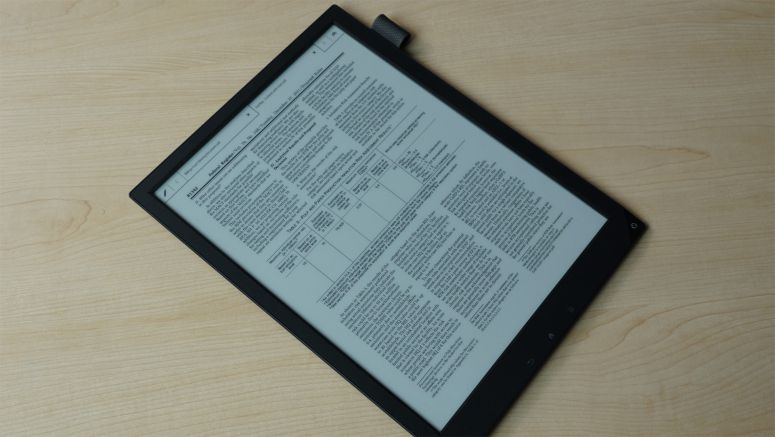 Sony Digital Paper the New Choice for Paperless Professionals