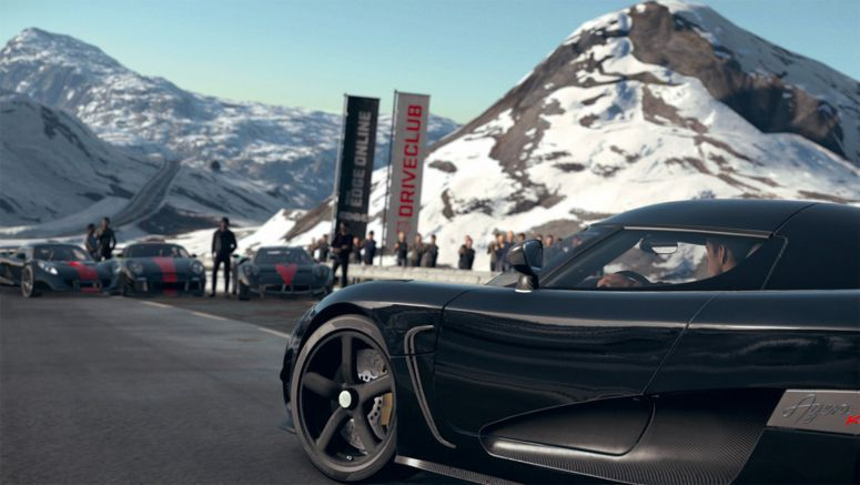 VIDEO : Sony PS4 Exclusive Racer Driveclub 18 min Gameplay