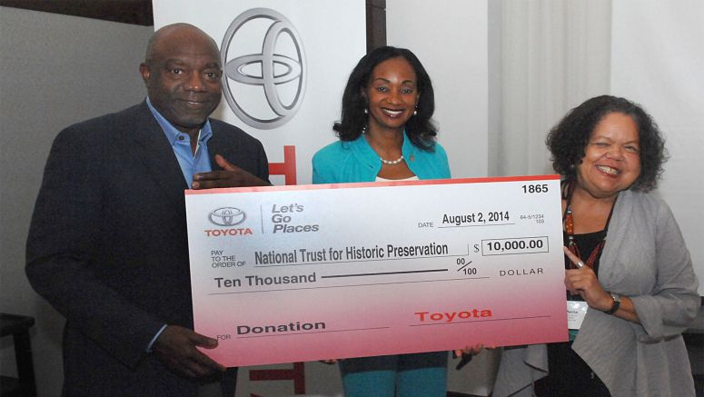 Toyota's $10,000 Donation May Give the Ultimate Beauty Maven a Stylish Updo