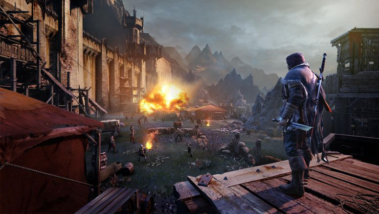 Sony : Shadow of Mordor: PAX Prime 2014 and Story Trailer Debut
