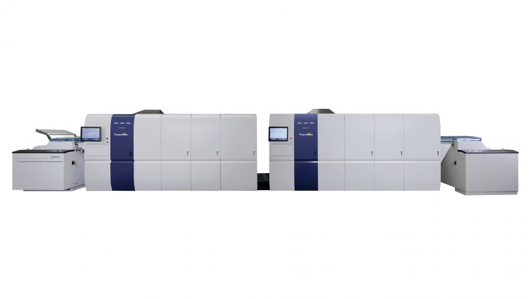 Screen Launches High-Definition Continuous Feed Inkjet Printing System