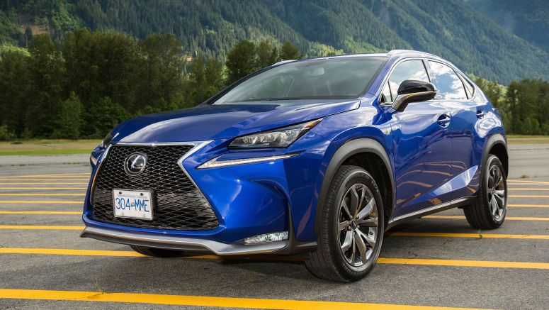 Lexus NX Has Pricing And Specification Advantage