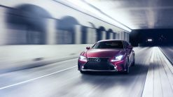 PHOTO : Lexus RC 350 F SPORT in Downtown Toronto