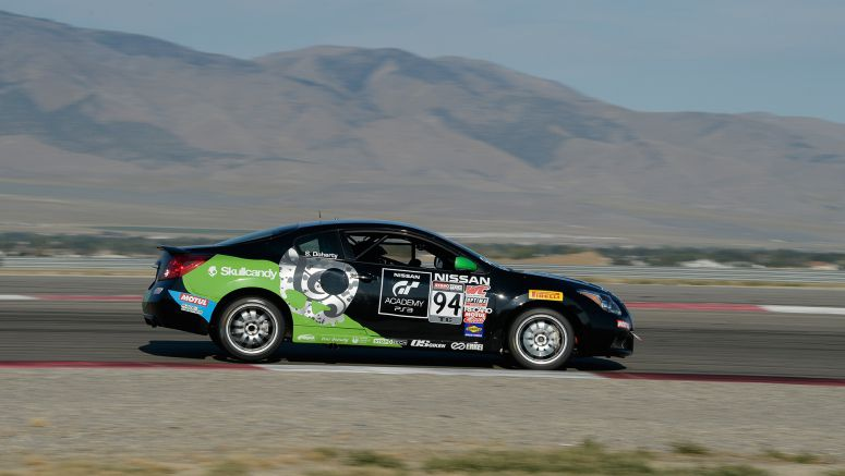 Nissan : Steve Doherty wins in TC Altima; Kozarov nearly stuns GTS the field in a 370Z at Pirelli World Challenge in Utah