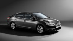 2014 Moscow Auto Show : Russian-Spec Nissan Sentra and Pathfinder Debut