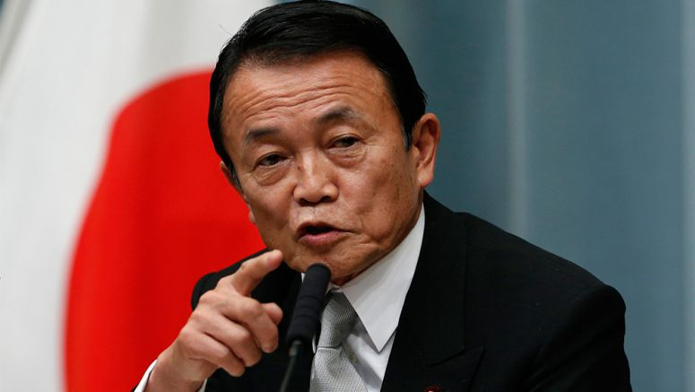 Aso to paint brighter picture of Japan economy at G-20 meeting