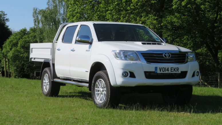 Conversion specialist Project Thirty Four hails Toyota Hilux pick-up
