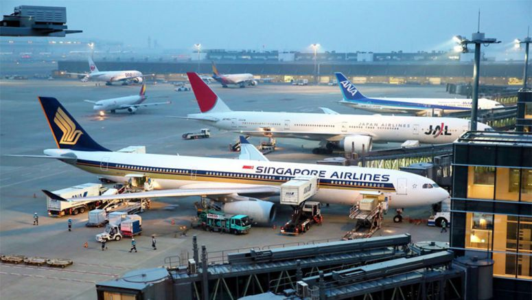 Transport ministry scrambles to attract foreign tourists at Haneda, Narita