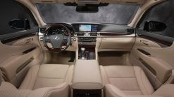 2015 Lexus LS gets tighter turning radius, new infotainment