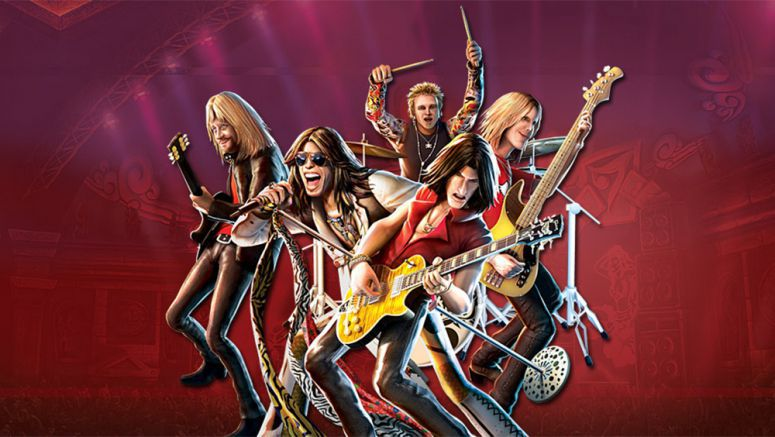 Rock on : top music games