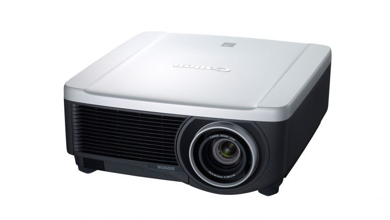 Canon Introduces New REALiS WUX6000, Expanding the REALiS Pro AV Installation LCOS Projector Lineup