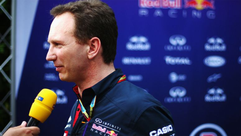 Infiniti Red Bull Racing : 2014 Formula 1 Japanese Grand Prix : Christian On The Morning News
