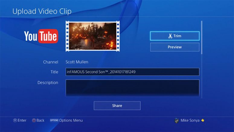 Sony : YouTube Comes to PS4 Today