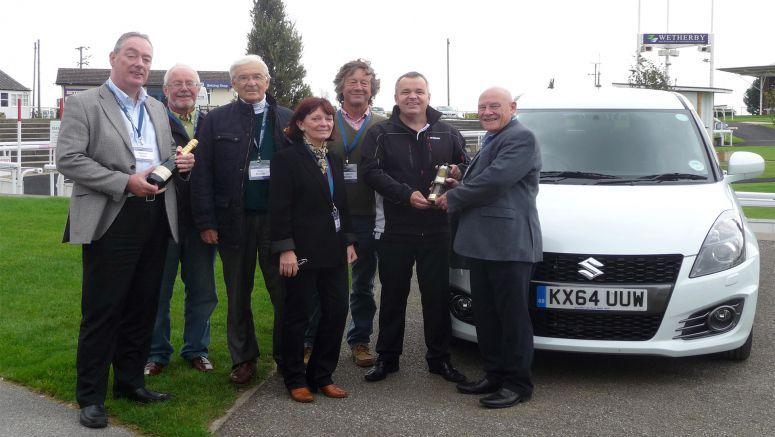 Suzuki Swift Sport Award From The Northern Group of Motoring Writers