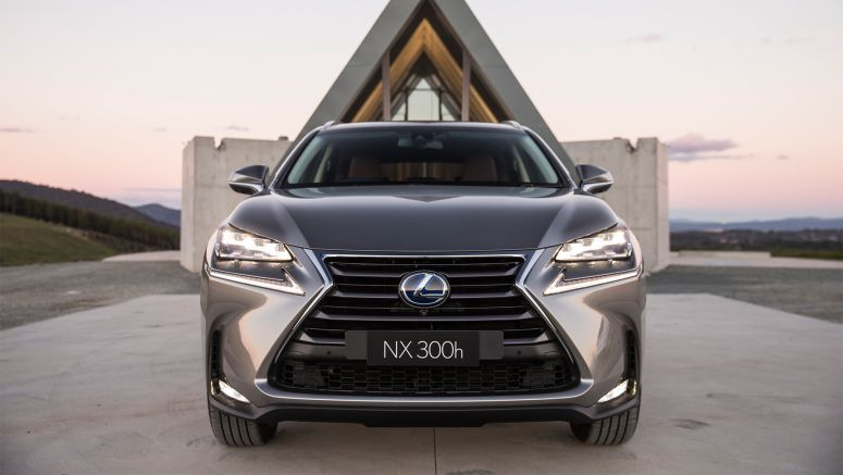 "Traditional Lexus buyers ""love"" the company's bold new design"