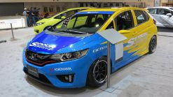 2014 SEMA Auto Show : Honda Fit Goes from Mild to Wild