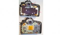 Canon 7D Mark II Teardown Reveals an Extremely Well Weather-Sealed Camera