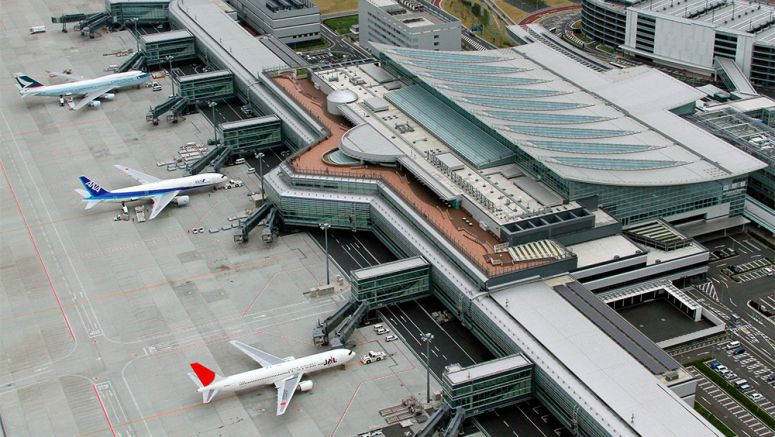 Haneda becoming hub airport for international airlines