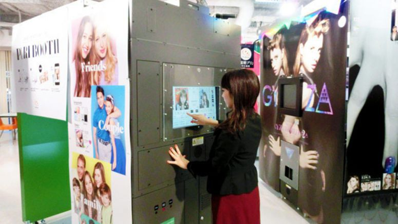 Hollywood to get first photo sticker machine fine-tuned for Americans