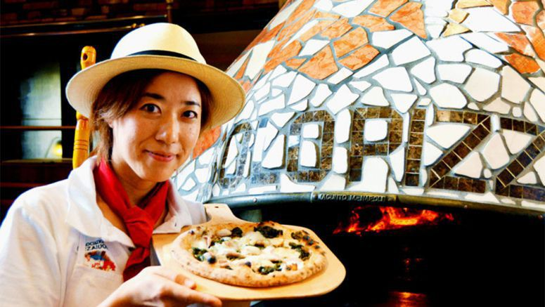 Even top Italian pizza makers bow to skills of Japanese woman in Nagoya pizzeria