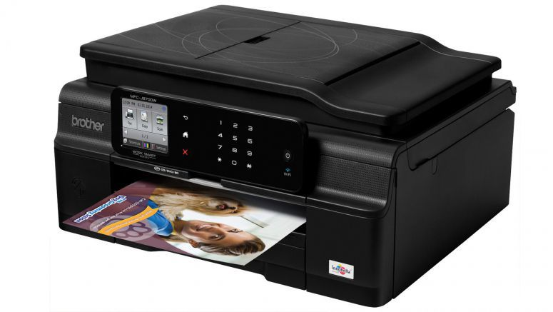 Brother MFC-J870DW Inkjet Printer