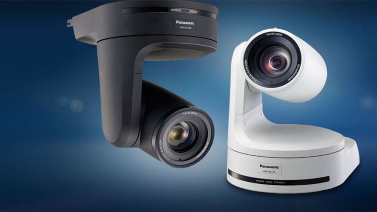 Panasonic Introduces AW-HE130 3MOS HD Integrated Camera With Highest PTZ Image Quality