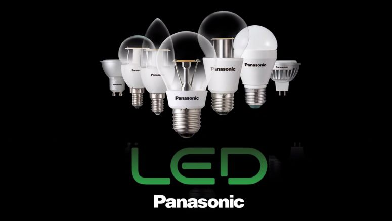 VIDEO : Pansonic LED Lights vs. Incandescent - Give it a Spin!