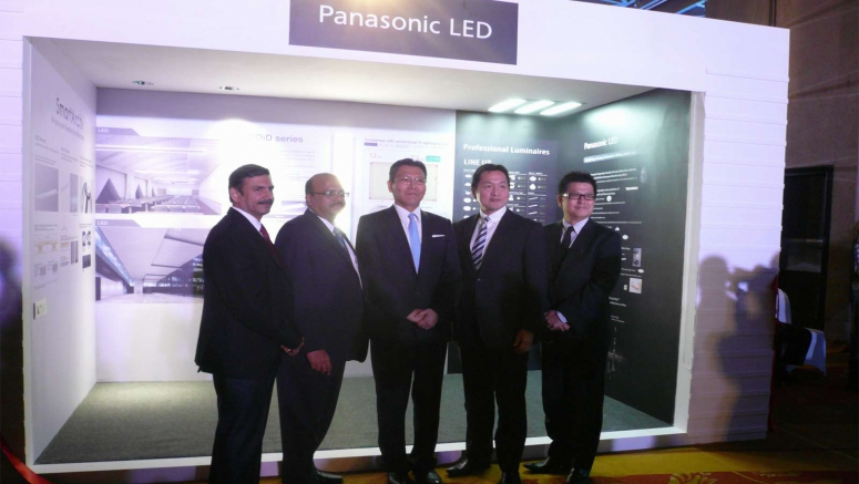 Panasonic : Anchor Electricals Pvt. Ltd. Unveils Professional LED Luminaires in India