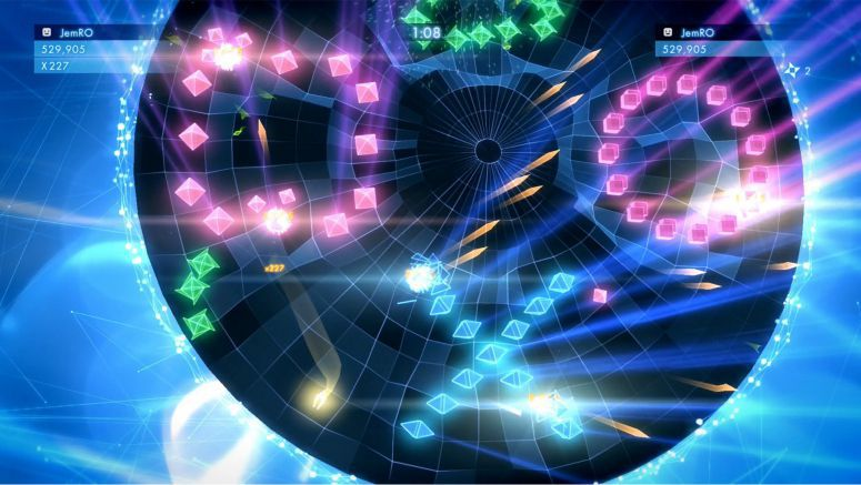 Sony : Geometry Wars 3: Dimensions Launches on PS4, PS3 11/25