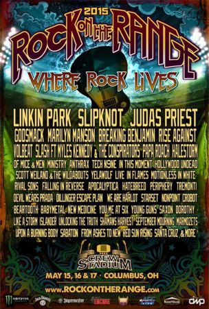 BABYMETAL to perform at 'ROCK ON THE RANGE 2015'