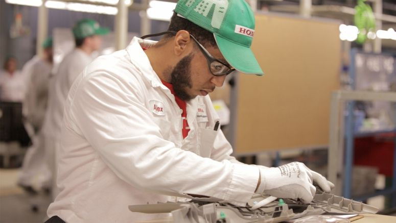 Honda Mfg. of Indiana Process Engineer is Who Makes a Honda