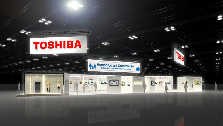 Toshiba Corporation to bring leading-edge technologies to 2015 International CES