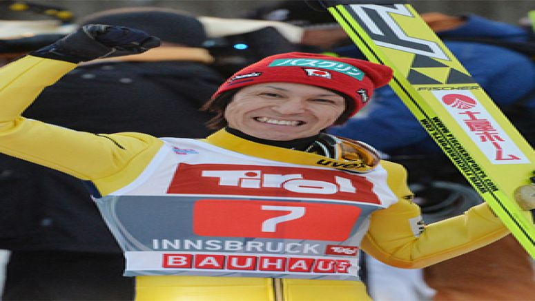 Ski Jumping: Kasai takes bronze for 3rd podium finish of season