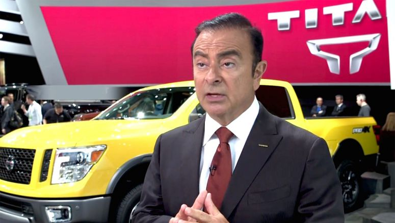 VIDEO : Q&A with Carlos Ghosn, President and Chief Executive Officer, Nissan Motor Detroit 2015