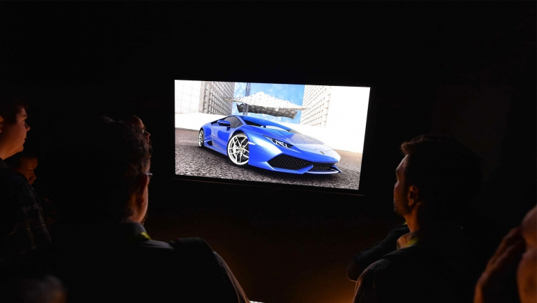 Panasonic : Innovative B2B Solutions like 8K Displays and Next Generation Projection Lighting