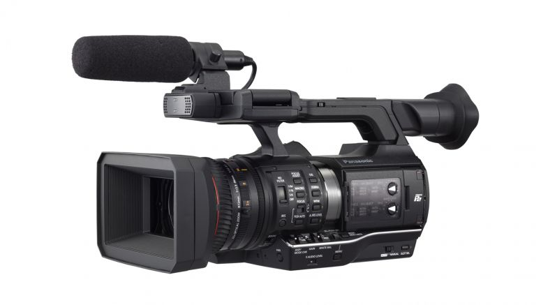 Panasonic Expands News And Production Applications For AJ-PX270 P2 HD Handheld With Free Firmware Upgrade