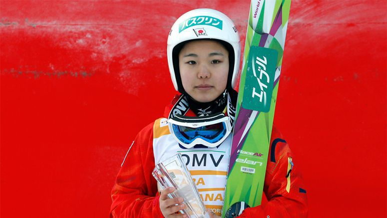 Ski Jumping: Takanashi wins Megmilk Snow Brand meet