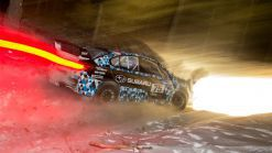 Subaru Rally Team USA Begins 2015 Rally America Championship Defense at Sno*Drift Rally
