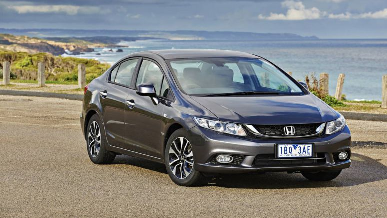 Honda Civic doing it tough but massive sales growth needed