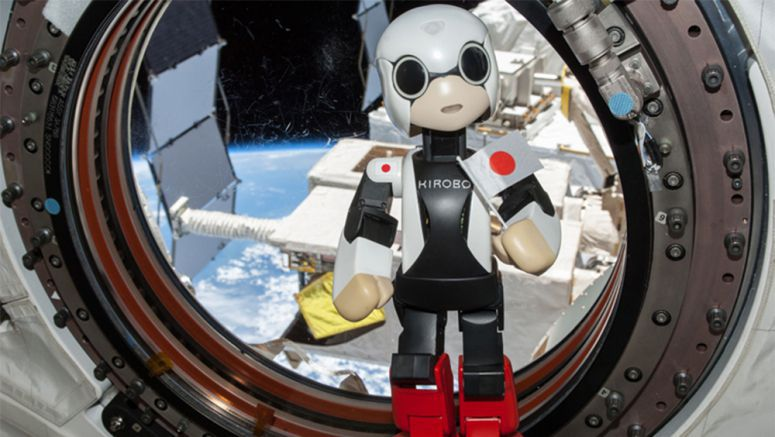 Kirobo space robot to return to Earth